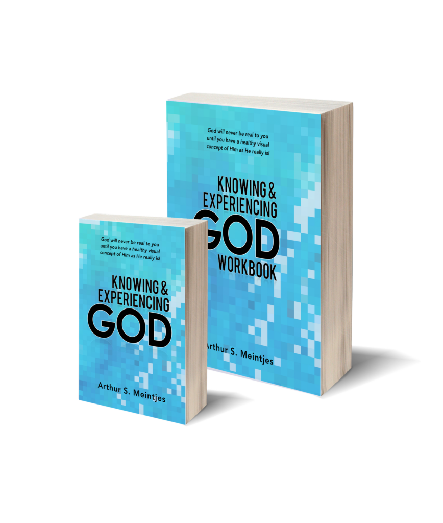 Knowing and Experiencing God Book & Workbook Bundle